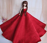 Barbie Doll Party Gown of Youth Dance