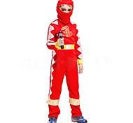 Fire Dragon Kids Ninja Costume
