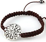 Fashion Hand Woven Bracelets Random Color