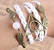 Woven Small Accessories Metal Bracelet B513
