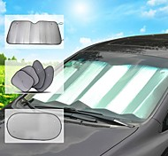 CarSetCity All Windows Sunshade Set (6 Pcs)