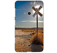 Windmill Design Hard Case for Nokia N625