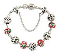 style européen Bracelet creux sauvage