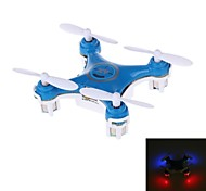 2.4GHz 4-Channel 6-Axis Indoor Mini UFO with Gyro and LED Light (Assorted Colors)