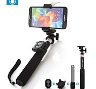 ASHUTB Extendable Bluetooth Monopod Selfie Stick for iPhone,Samsung and Gopro Camera
