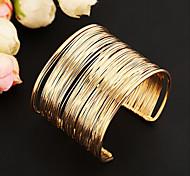 YUAN Fashion Casual High Quality Open Bracelet