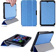 BEBONCOOL Protective Multi Degree Stand PU Leather Case with Auto Sleep/Wake Function for HP8 stream
