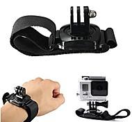 360-Grad-Rotation Handgelenk Handschlaufe Halter mit Halterung für GoPro Hero 2 3 3 + 4