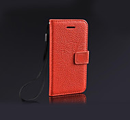 Fashion® Genuine Leather Mobile Phone Case with Gift Box for Apple iphone 5c (Assorted Color)