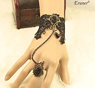 Eruner®The New High-end Fashion Retro Style Rose Lace Bracelets Carpal Chain