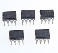 regolatore di corrente di modulazione PWM uc3843an dip-8 (5pcs)