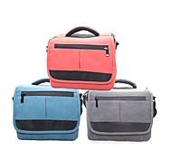 Fashion Color Camera Case Bag Canvas Dslr Bag B66