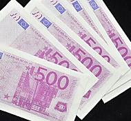 euro 500 servilleta (1 paquete, 10pcs por paquete, 21 * 21cm)
