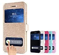 silk Joyland toophone® impressão renovar janela casos de corpo inteiro para iphone 6 (cores sortidas)