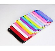 Candy TPU Back Case for iPhone 6/6S (Assorted Colors)