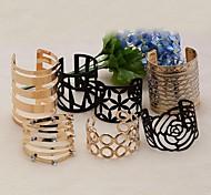 lureme® моды полна красивых вещей в глазах различных материалов браслет (дизайн является случайным)