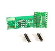 Simple SOP8 Circuit Board to Simple DIP8 Circuit Board Module