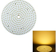 YouOKLight 20W 322 SMD 3528 2000 LM Warm White / Natural White Recessed Retrofit Decorative LED Ceiling Lights AC 100-240 V