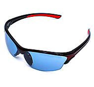 Sunglasses Men / Women / Unisex's Classic / Sports / Fashion / Sunglass Style Wrap Black Cycling Full-Rim