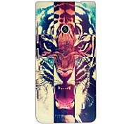 Ferocious Tiger Design Hard Case for Nokia N520