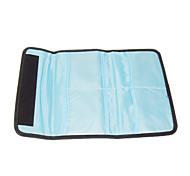 Rectangle 4 segment Protective Mutispandex Bag for UV  Filter  Protective Lens  Polarizer