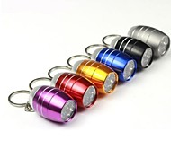 Lights Key Chain Flashlights LED Lumens Mode - CR2032 Pocket / Emergency / Small SizeCamping/Hiking/Caving / Everyday Use / Cycling/Bike
