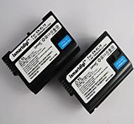 Ismartdigi EL15 7.0v 1900mAh x2 Camera Battery Pack for Nikon D7000/D7100/1V1/D800/D800E/D600/P520/P530