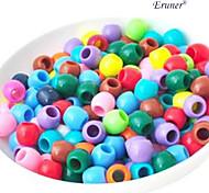 baoguang®20pcs kits para el color telar color del arco iris grano redondo (color al azar)