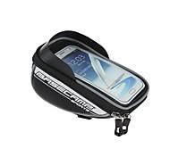 Bolsa para BicicletaBolsa para Manillar / Bolso del teléfono celular Impermeable / Banda reflectante / Listo para vestir / Pantalla táctil