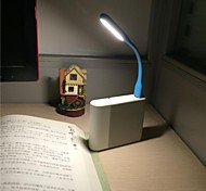 Mini Portable Flexible USB LED Light Creative Foldable Desk Lamp For Power Bank Comupter Spotlight