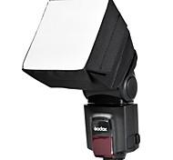 Godox 10 x 10 cm de la cámara universal de difusor de flash Softbox para Canon, Nikon, Sony, Pentax, Olympus