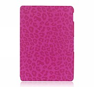 Slim Leather Leopard Print Cases for iPad Air 2 (Assorted Colors)