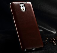 Ultra-thin PU Leather Hard Case for Samsung Galaxy Note 3
