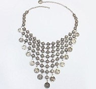 European Style Fashion New Coin Necklace