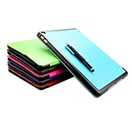 High Quality Genuine Leather Full Body Case for iPad Air 2 (Assorted Colors)