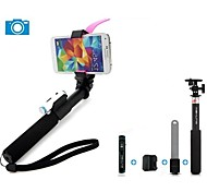 ASHUTB Extendable Bluetooth Monopod Selfie Stick for Android, iOS Phones and Gopro Camera