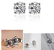 High Quality Zircon Earrings