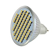 Spot Décorative Blanc Chaud/Blanc Froid MR16 GU5.3 3.5 W 60 SMD 3528 360 LM K AC 85-265 V