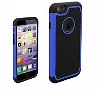 Silicone Ball Pattern Back Cover Case for iPhone 6  (Assorted Colors)