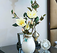 quatre couleurs tissus emulational choisi mangnolia