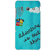 Adventure in Out Then Design Hard Case for HuaWei U8833