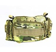 3P Attack Pocket Multi function Saddle Bag Magic Pocket Camouflage