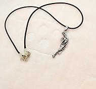 Korean Pistol Necklace Necklaces