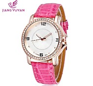 Rhinestone Watch For Women Casual Fashion Watches Brand Dress Watch Trendy Wristwatches (Assorted Colors)