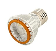youoklight® e27 4w 400lm torchis blanc chaud / blanc Spot LED - argent + or (AC85-265V)