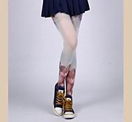 Elegant Girl Angel Pattern Classic Lolita Stockings