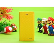 Candy Series Leather Manual Oil Side Hardy Mobile Phone Protection Holster for iPhone 6 (Assorted Color)