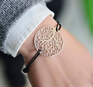 Mode féminine branche emboutissage bracelet élastique