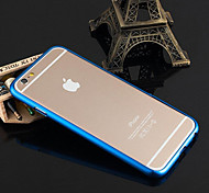 New Luxury Slim Aluminium Alloy Bumper Frame Case Cover for iPhone 6 4.7 Inch