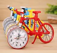 relógio de moda bonito alarme bicicleta personalidade (entrega aleatória)